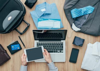 6 avantages du voyage d'affaires qui ravissent tout le monde